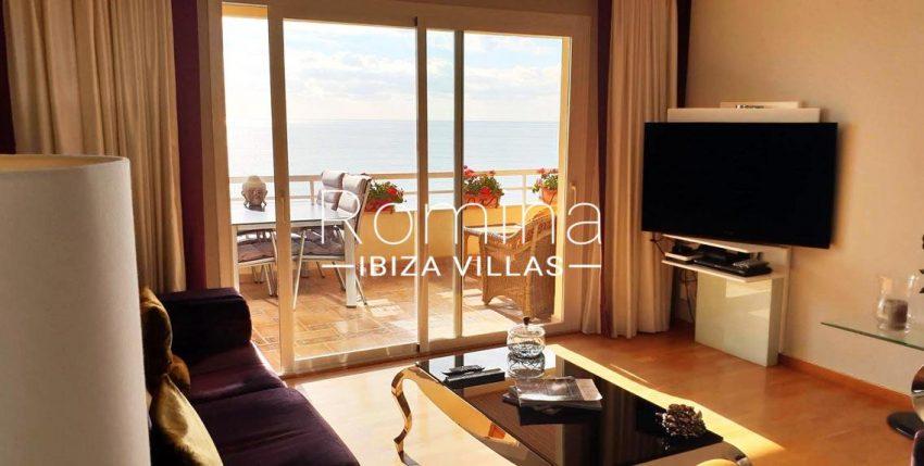atico marra ibiza-3living room terrace sea view1