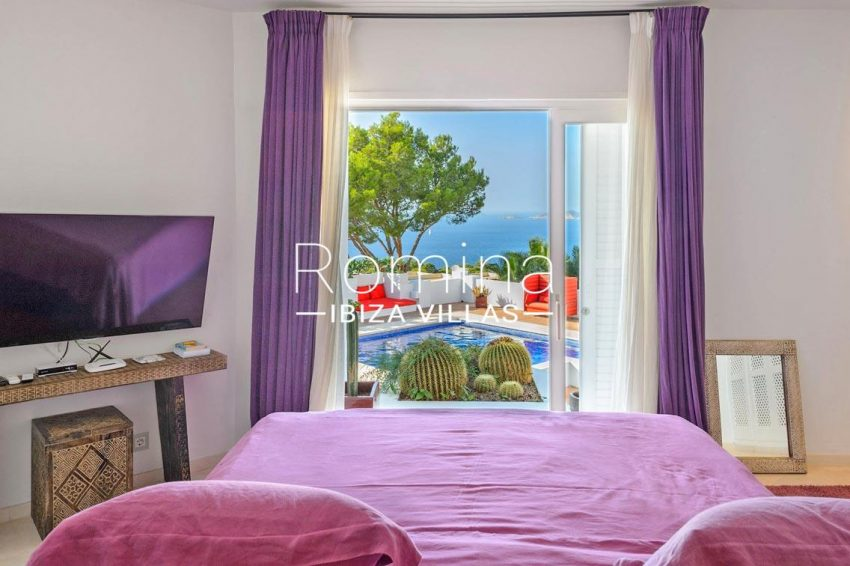 blanche marine ibiza-4bedroom pool sea view