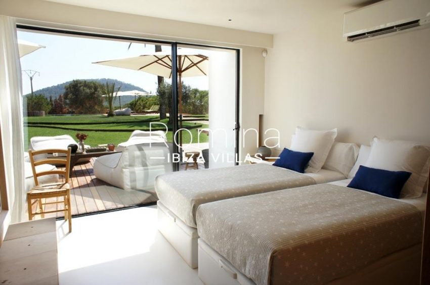 casa nema ibiza-4bedroom twin