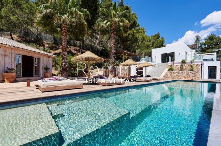 villa adelfa ibiza-2pool terrace1