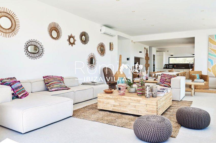 villa adelfa ibiza-3living room