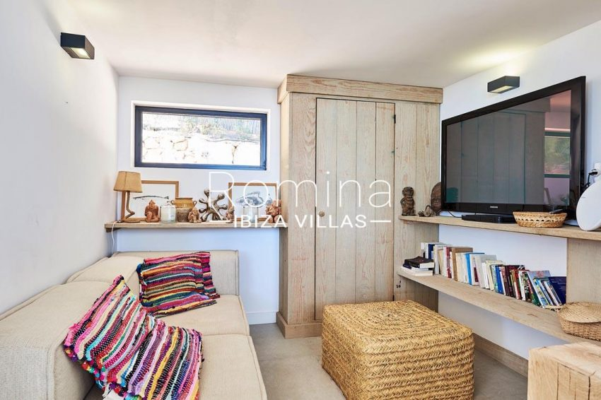villa adelfa ibiza-3tv room