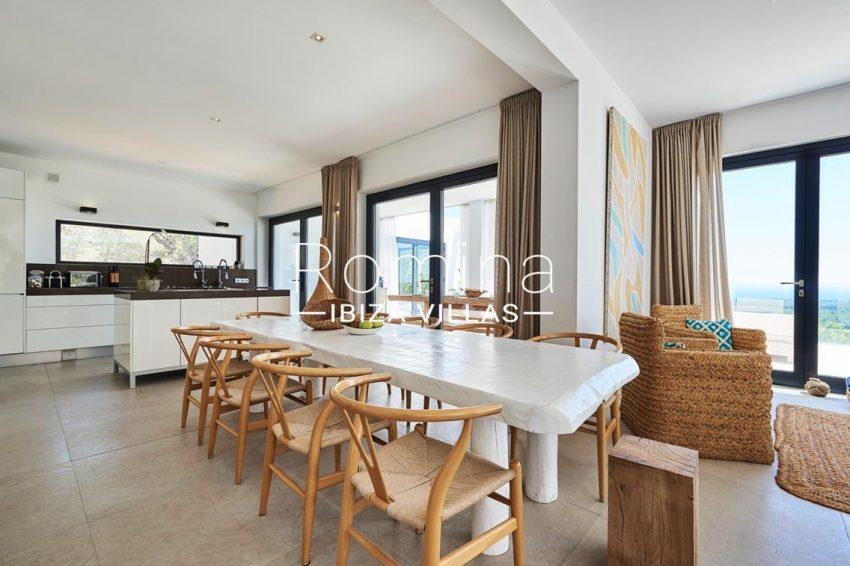 villa adelfa ibiza-3zdining room kitchen2