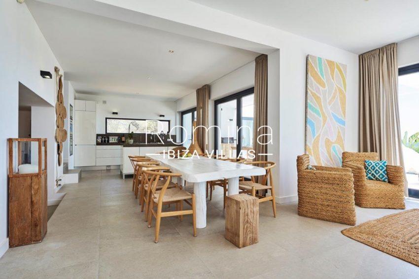 villa adelfa ibiza-3zdining room kitchen3