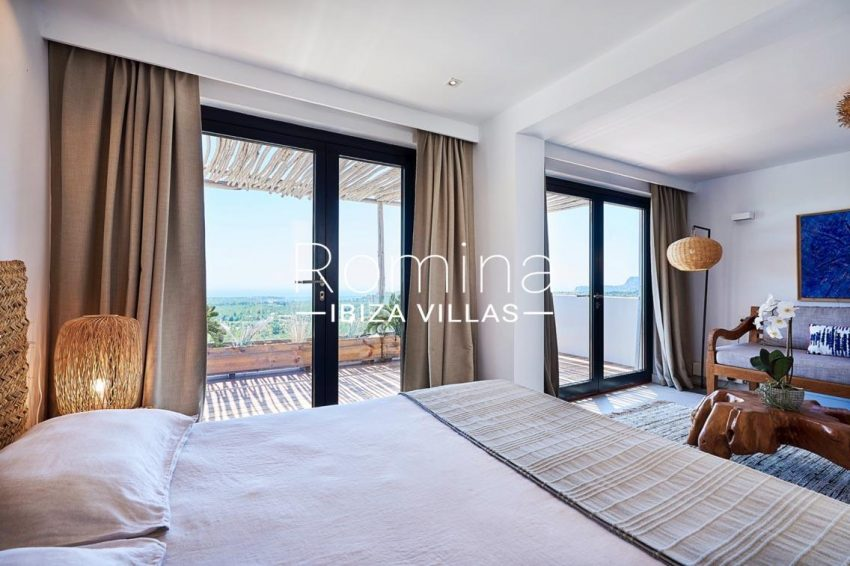villa adelfa ibiza-4bedroom1 sea view2