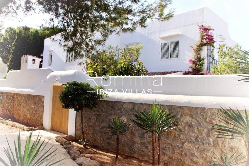 villa amnis ibiza-2facade