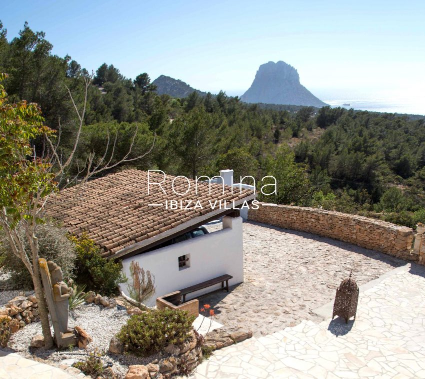 villa illes ibiza-1terrace sea views