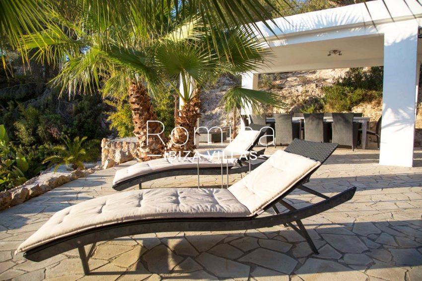 villa illes ibiza-2lounge terrace2