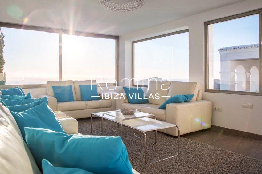 villa illes ibiza-3living room
