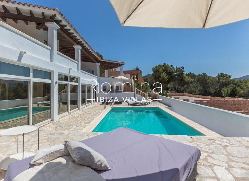 villa lyze ibiza-2pool terrace4