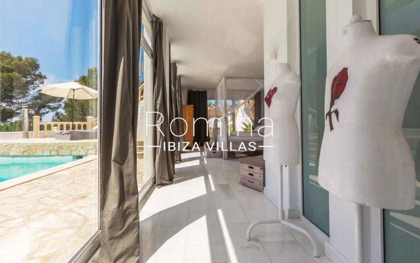 villa lyze ibiza-4bedroom5 terrace pool