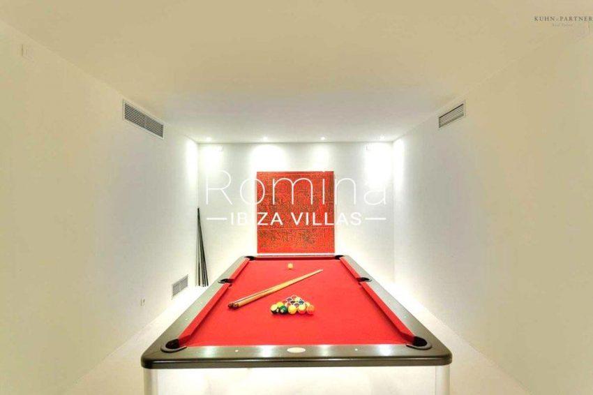 villa miska ibiza-3zbilliard room