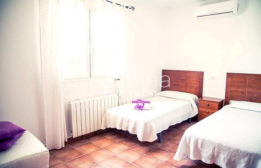 villa portico ibiza-4bedroomtwin