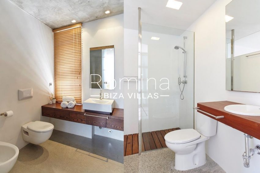 villa somchai ibiza-5shower room3