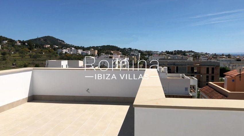atico park ibiza-1terrace view