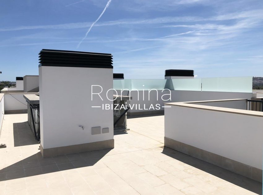 atico park ibiza-2roof terrace