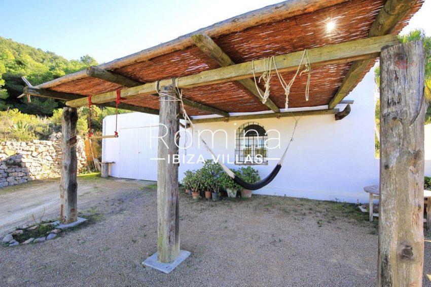 can valle ibiza-2pergola terrace garage