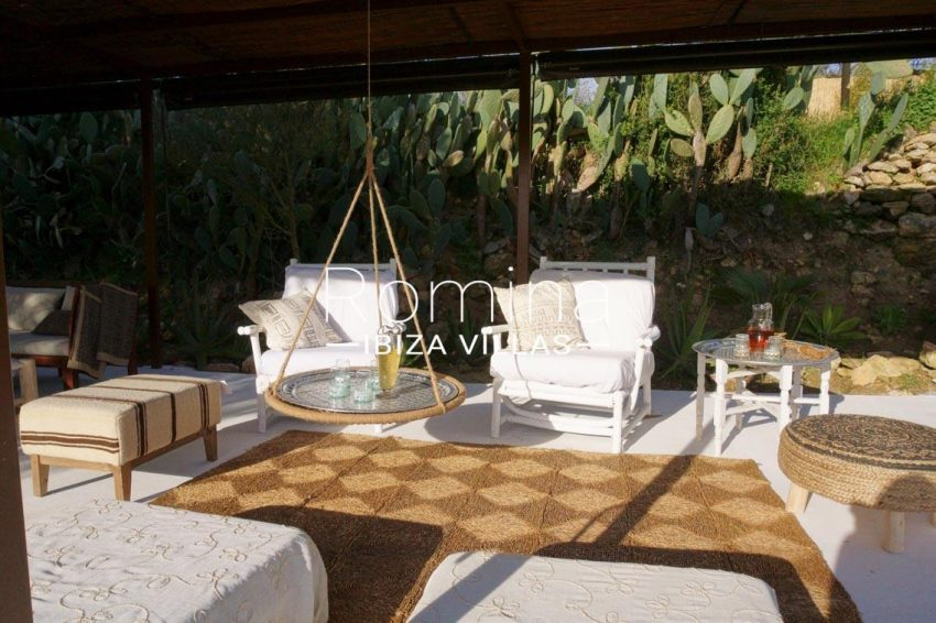 finca las palmeras ibiza-2pergola terrace
