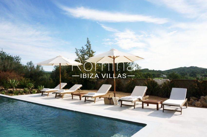 finca las palmeras ibiza-2pool terrace