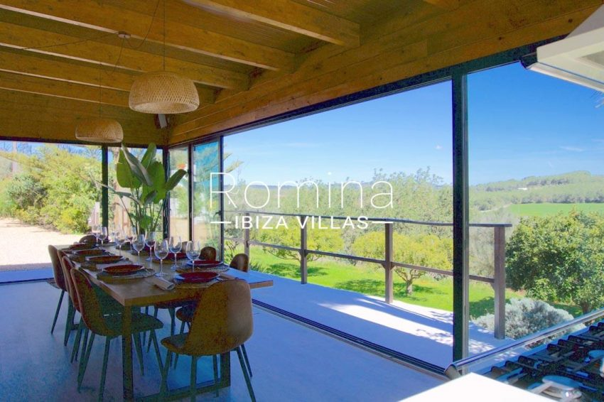 finca las palmeras ibiza-3 dining view
