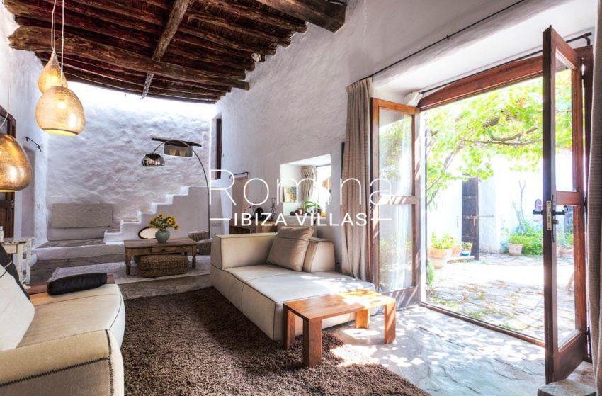 finca las rosas ibiza-3living room sala