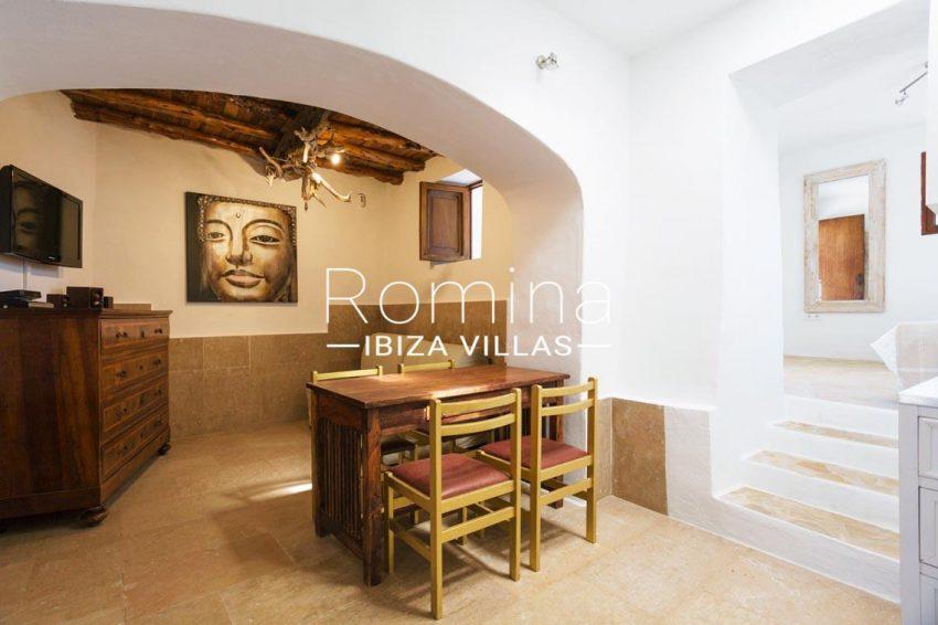 finca rafael ibiza-3living dining area annex