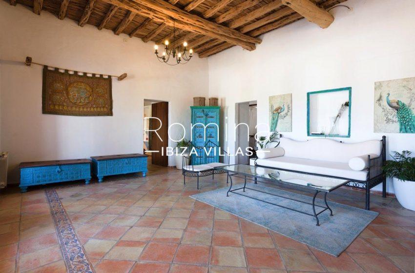 finca rafael ibiza-3living room2