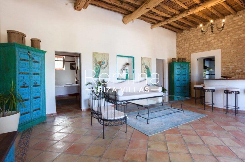 finca rafael ibiza-3living room3