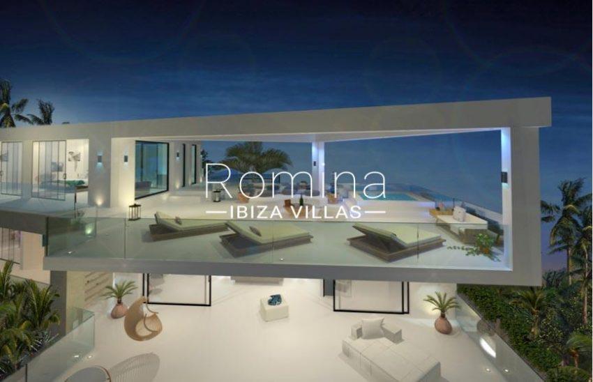 proyecto cap martinet ibiza-2facade terraces