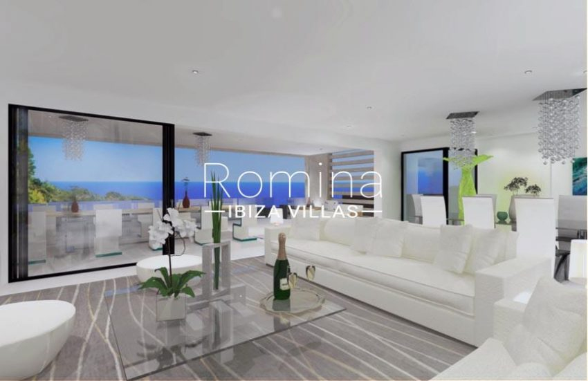 proyecto cap martinet ibiza-3living room sea view