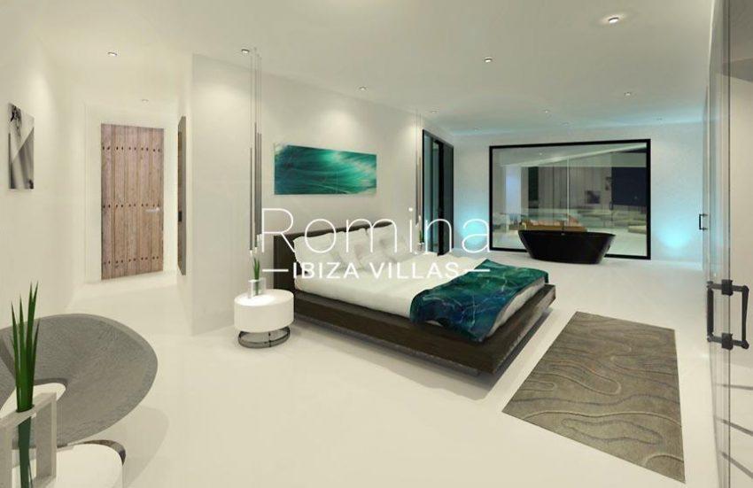 proyecto cap martinet ibiza-4bedroom