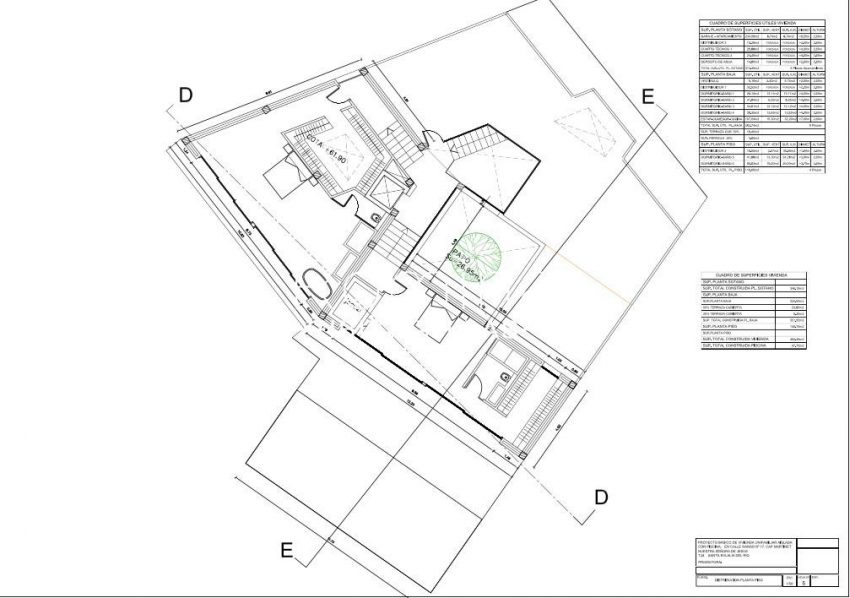 proyecto cap martinet ibiza-6plan 1st floor