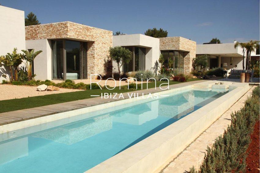 villa design ibiza-2pool facades2
