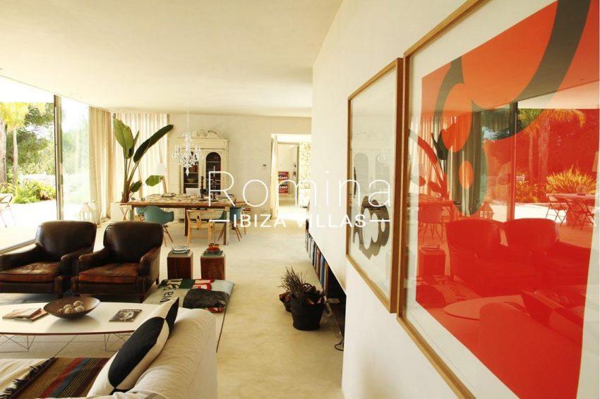 villa design ibiza-3living dining room