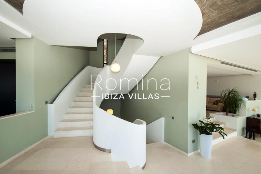 villa papirum ibiza-3staircase