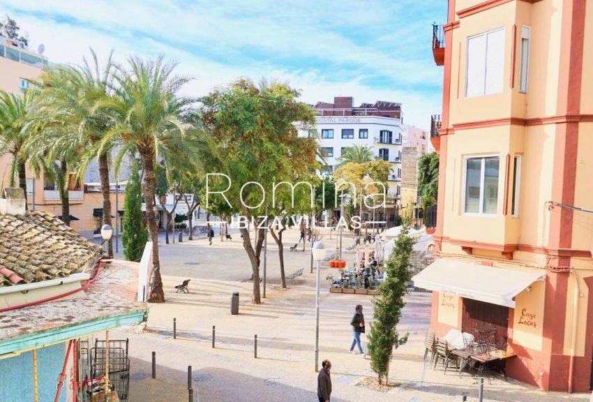 apto plaza ibiza-view plaza del parque