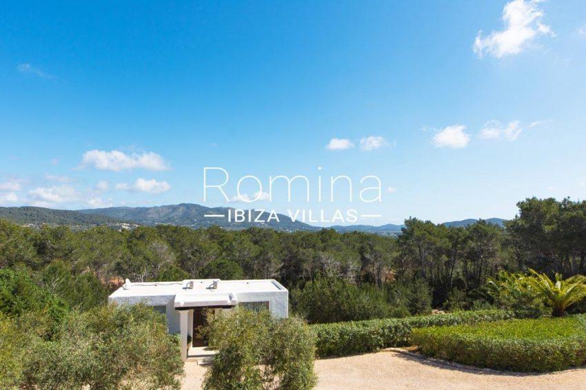 can garri ibiza-1guest house view hills