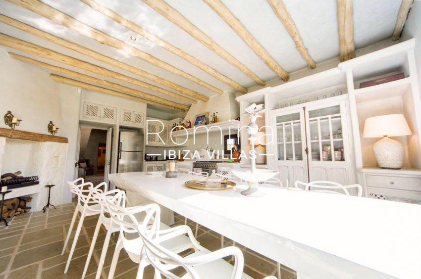 can garri ibiza-3zkitchen dining area3