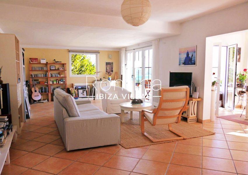 casa agata ibiza-3living room
