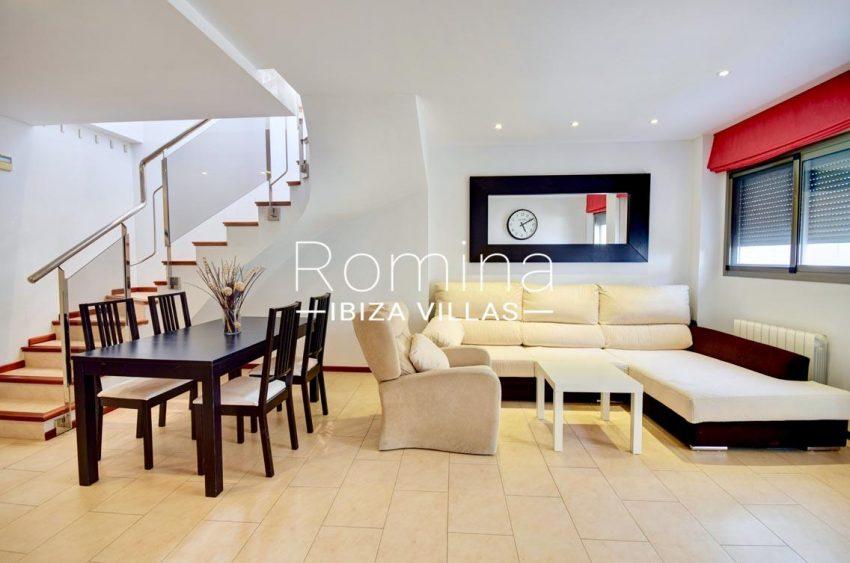 duplex ciudad ibiza-3living dining room2