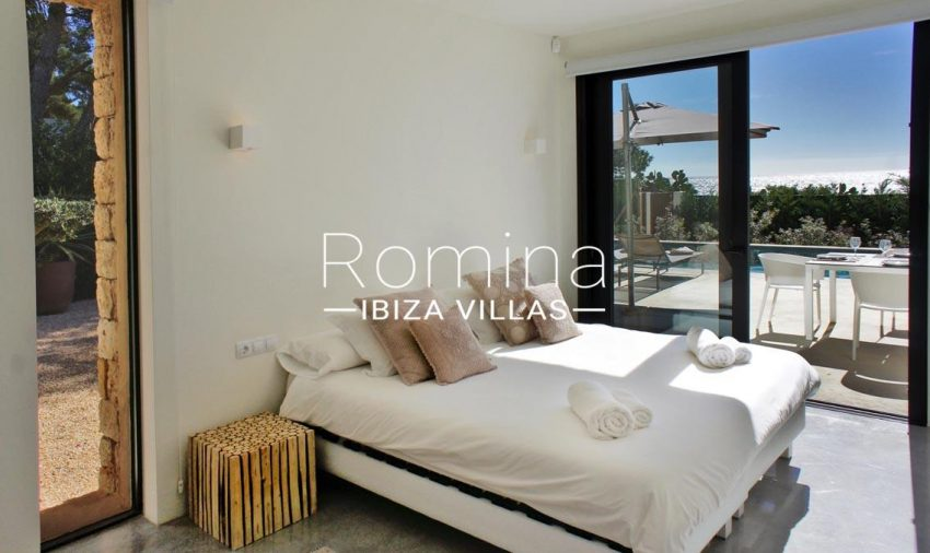 villa aguamarina ibiza-4bedroom1 terrace sea view