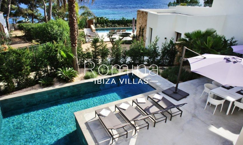villa ambar ibiza-1terrace sea view3