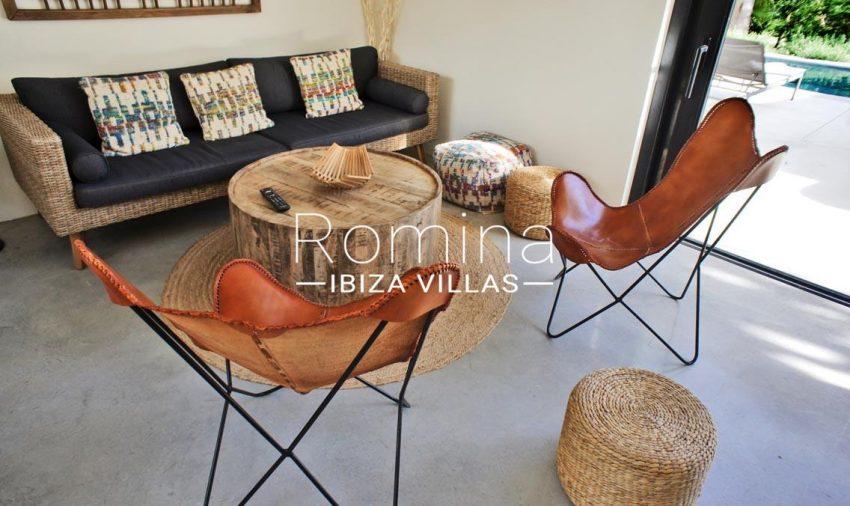 villa ambar ibiza-3living room