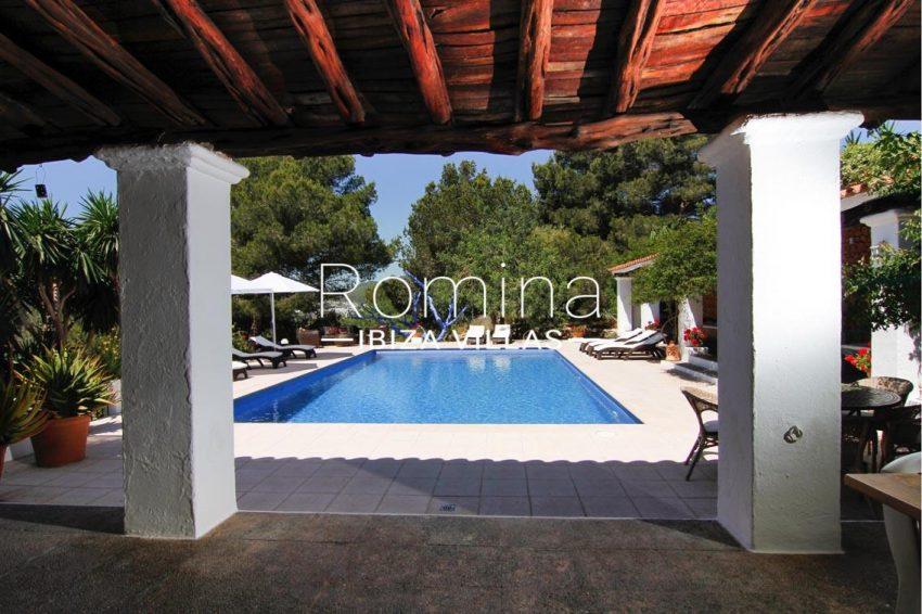 villa begonia ibiza-2pool terrazas