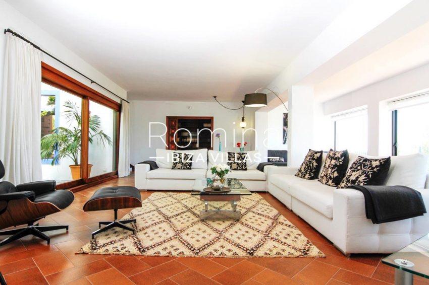 villa begonia ibiza-3living room