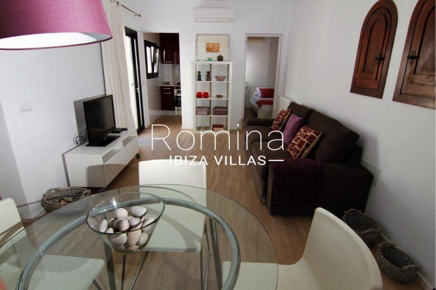 villa begonia ibiza-3living room annex