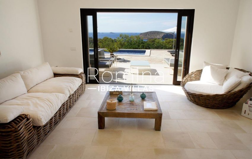 villa bella ibiza-3living sea view3