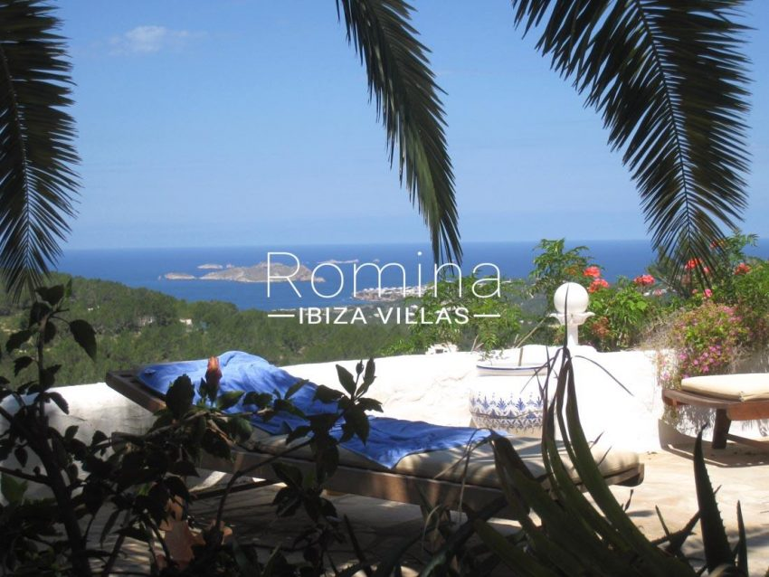 villa iluna ibiza-1 terrace view