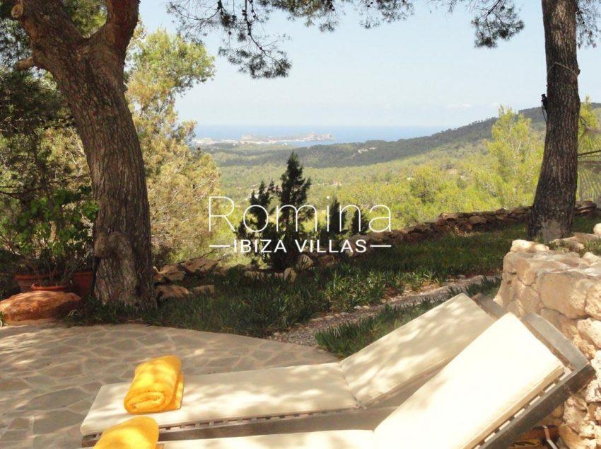 villa iluna ibiza-1terrace sea view