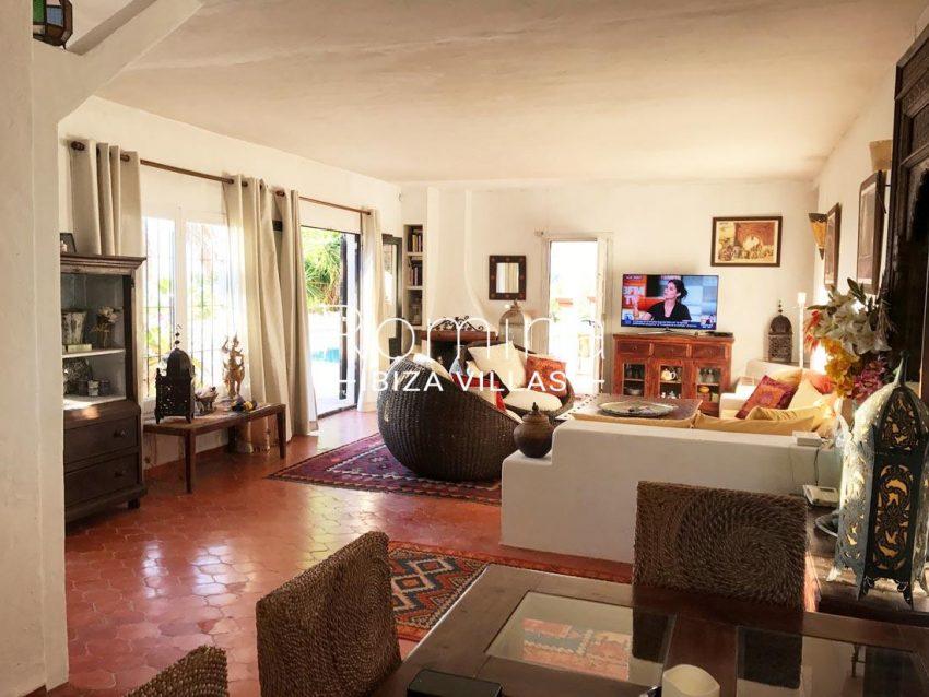 villa iluna ibiza-3living room